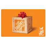 HOME DEPOT<sup>®</sup> $25 Gift Card